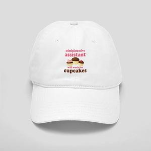 Funny Administrative Assistant Cap