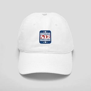 412 Pittsburgh PA Area Code Baseball Cap