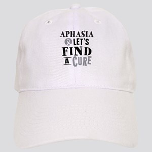 Aphasia Lets Find A Cure Cap