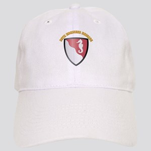 SSI - 36th Engineer Brigade with Text Cap
