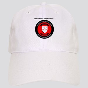 Combat Service Support Group - 1 with Text Cap