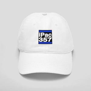 ipac 357 blue Baseball Cap