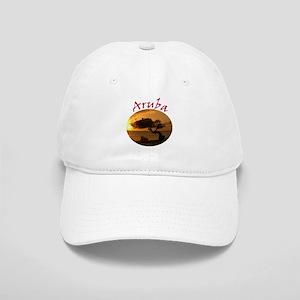 Aruba-Sunsets Logo Baseball Cap