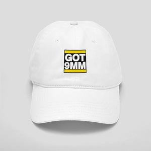 got 9mm yellow Baseball Cap