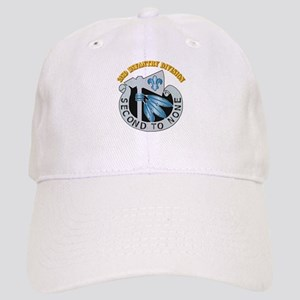 DUI - 2nd Infantry Division with Text Cap