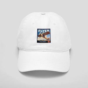The Orange Ad Plane Cap