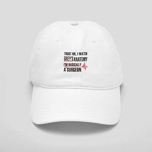 Greys Anatomy Trust me Cap