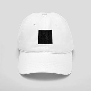 Elegant Black Baseball Cap