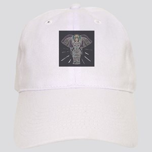 Indian Elephant Baseball Cap