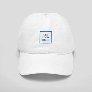 Your Logo Here Baseball Cap