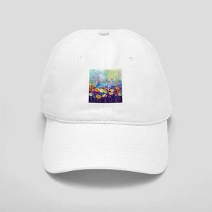 Floral Painting Cap