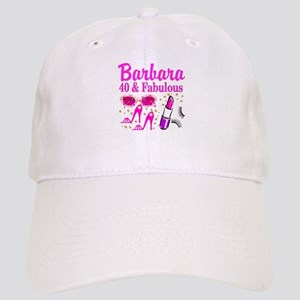 40TH PARTY GIRL Cap