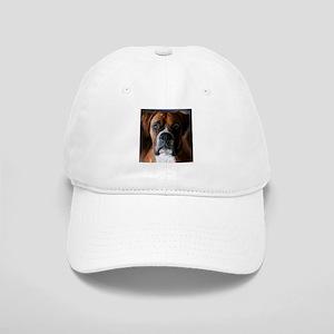 Adoring Boxer Dog Cap