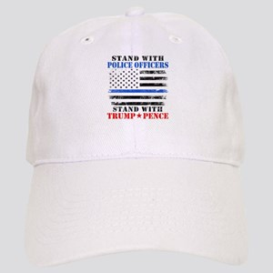 Stand With Police Donald Trump 2016 Cap