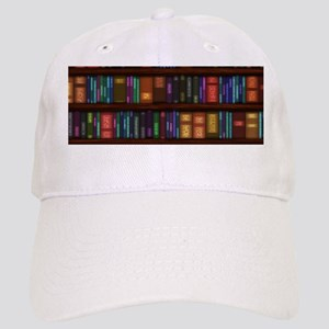 Old Bookshelves Cap