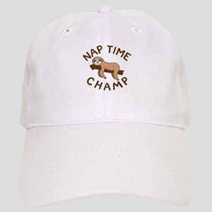 Nap Time Champ Baseball Cap