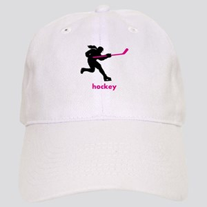Play Hockey Baseball Cap