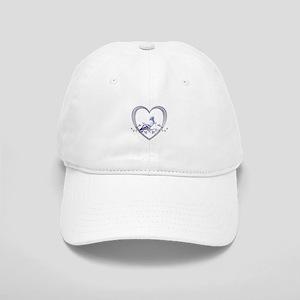 Pigeon in Heart Cap