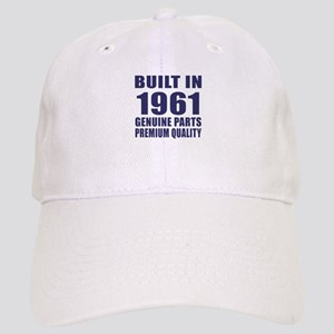 Built In 1961 Cap