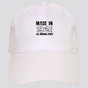 Made In 1921 Cap