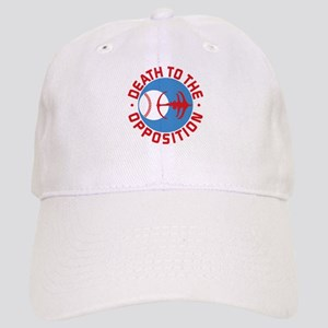 DS9 Death To The Opposition Baseball Cap