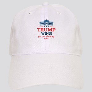 Trump Wins Cap