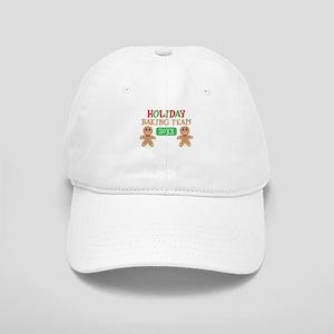 Holiday Baking Team Customizable Cap