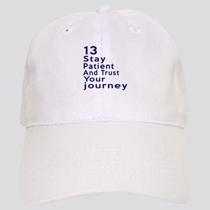 Awesome 13 Birthday Designs Cap