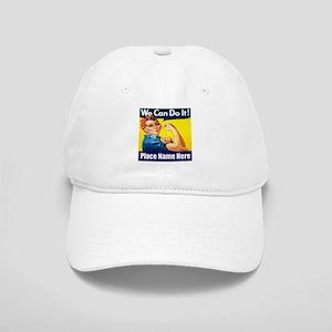We Can Do It Baseball Cap