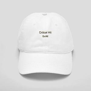 Critical Hit Dark Baseball Cap