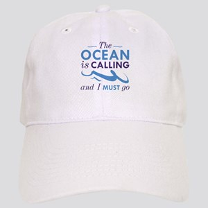 The Ocean Is Calling Cap