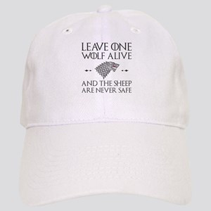 Leave One Wolf Alive Cap