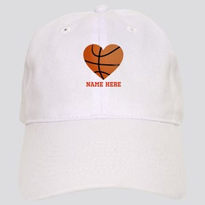 Basketball Love Personalized Cap
