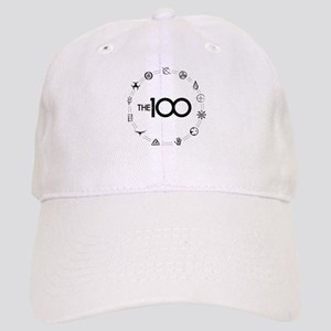 The 100 The Clan Symbols Cap