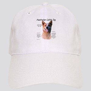 Cattle Dog (red) Cap
