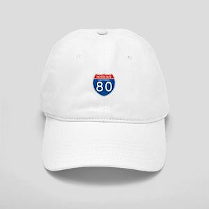 Interstate 80 - CA Cap