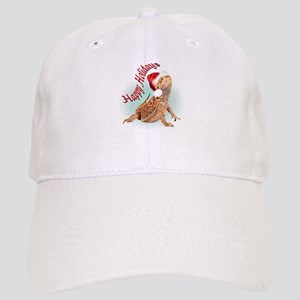 Bearded Dragon Santa Cap