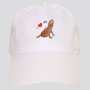 I luv my Bearded Dragon Cap