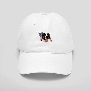 Saint Bernard Flag Cap