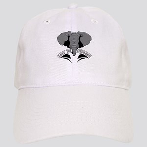 Save The Elephant Cap