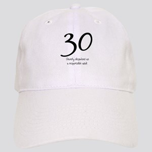30th Birthday Cap