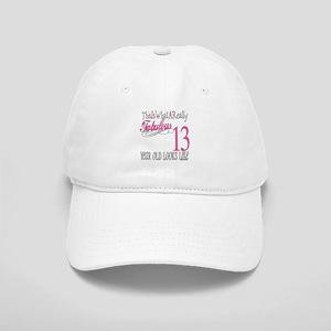 13th Birthday Gifts Cap