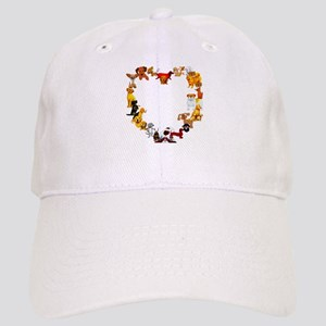 Dog Heart Cap