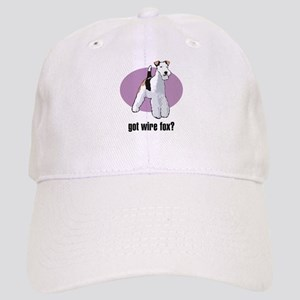 Wire Fox Terrier 2 Cap
