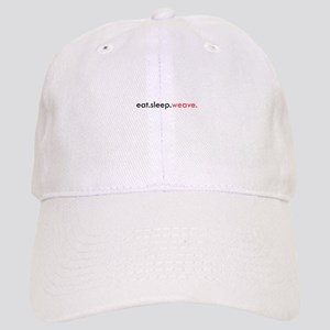 Eat Sleep Weave Cap