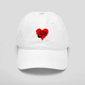 Eshgh and Love in a heart Cap
