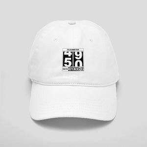 50th Birthday Oldometer Cap