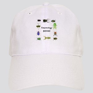 Entomology Rocks Cap