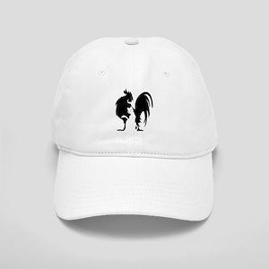 Black Cock White Pussy Cap
