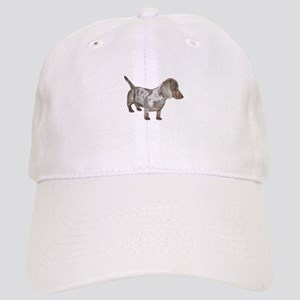 Speckled Dachshund Dog Cap
